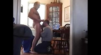 Stepdaddy suck my uncle